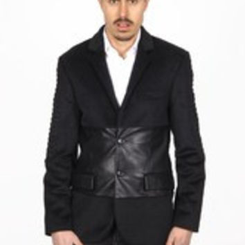 Philipp Plein mens jacket HM181994 BLACK