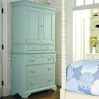 Coastal Living Lakeside Media Center in Choice of Color - Armoires & Media - Accent Furniture - Furniture - PoshLiving