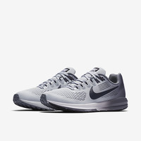 The Nike Air Zoom Structure 21 Women's Running Shoe.