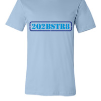 too cute to be straight (1-2c) - Unisex T-shirt