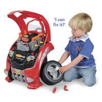 Kids,Toddler Toy Auto Mechanic Car Service Station Shop