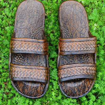 Pali Hawaii Sandal - Brown