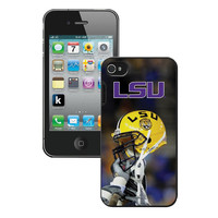 Ncaa Iphone 5 Case- Helmet Lsu Fighting Tigers