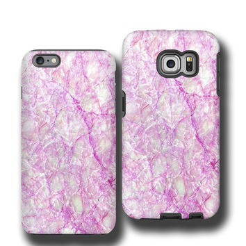 Pink Marble iPhone 6s Case iPhone SE case iPhone 5c case iPhone 5 iPhone 6 plus Samsung Galaxy S3 galaxy S4 Galaxy Note 5 S7 Edge plus