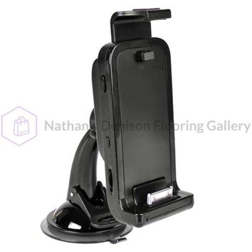 GPS / Phone Car Kit w/Built-in Bluetooth & 30-pin Dock Connector for iPhone (up to 4) & iPod touch (2nd/3rd gen) (Black)
