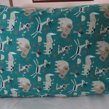 Standard Size Pillow Cases Animal Pillow Cases Children's Pillow Cases Pillow Cover Pillow Slip