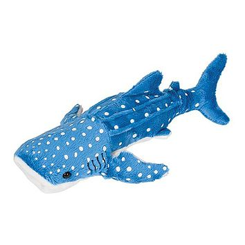 11 Inch Whale Shark Stuffed Animal Plush Zoo Animal Friend Collection