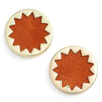 House of Harlow 1960 'Sunburst' Button Earrings | Nordstrom