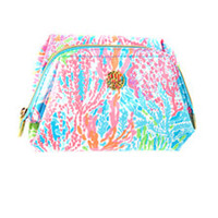 Waterside Cosmetic Case - Lilly Pulitzer