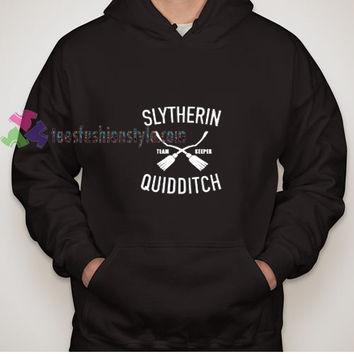 Slytherin Quidditch Team Hoodie gift cool tee shirts cool tee shirts for guys