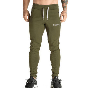 Mens joggers 2016New Autumn Hip Hop Fashion Brand Sweatpants Harem Pants Men Slim Leisure Pants For Men Outdoors Trousers