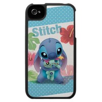 Stitch iPhone 4 Case from Zazzle.com