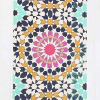 Magical Thinking Flower Tile