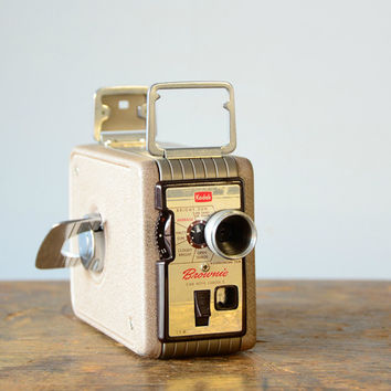Vintage Kodak Brownie Movie Camera