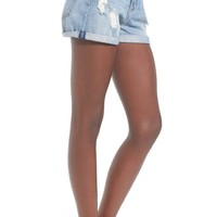 STS Blue Roll Cuff Shorts | Nordstrom