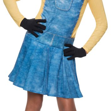 Rubies Costume Minions Female Child Costume Small
