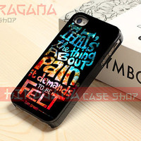 John Green Fault in Our Stars Quote Galaxy - iPhone 4/4s/5/5s/5c Case - Samsung Galaxy S3/S4 Case - Black or White