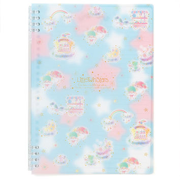 Buy Sanrio Original Little Twin Stars Shop Spiral Bound Loose Leaf Notebook at ARTBOX