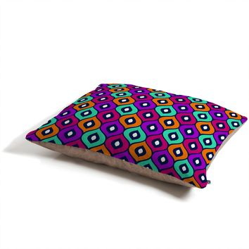 Aimee St Hill Leela Purple Pet Bed
