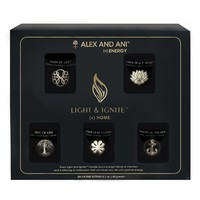 Alex and Ani Votive Set of 5