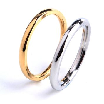 Simple and stylish wedding love ring