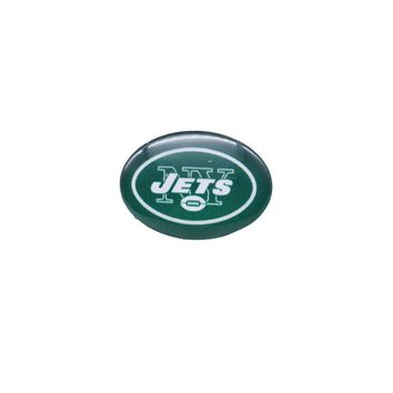 Glass Snap Button 18mmX25mm New York Jets Charms Snap Bracelet for Women Men Football Fans Gift Paty Birthday Fashion 2017