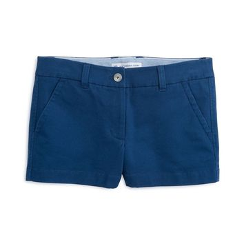 "3"" Leah Short in Nautical Navy by Southern Tide"