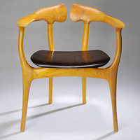 Swallowtail Chair by Brian Fireman: Wood Chair - Artful Home
