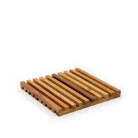 Acacia Wood Trivet (491568376), Serving Accessories