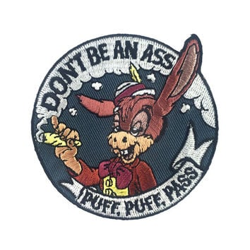 Ass Pass Patch