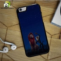 Lion King Stars iPhone 6S Case by Avallen