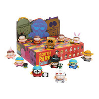 Kidrobot X South Park The Many Faces Of Cartman Blind Box Figure