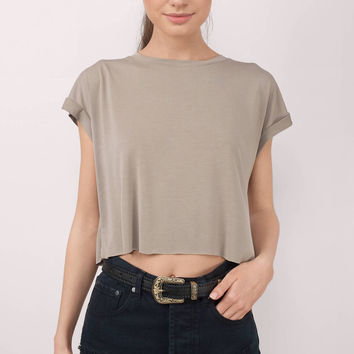 Kate Basic Short Sleeve Tee