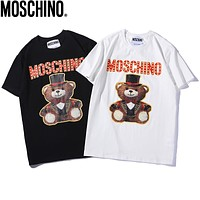 MOSCHINO Fashion and Leisure T-shirt
