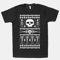 Ugly Skeleton Sweater
