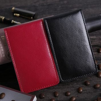 Women Wallet Purse Lady Bifold Genuine Cow Leather Coin Card Pouch New Arrive Style Hot Sale Office Simple Hipster Special