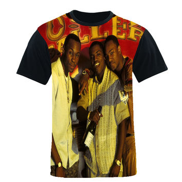 Paid in Full Shirt Black Sleeve