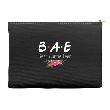 Bae Best Auntie Ever Friends Tv Show Parody Accessory Pouches