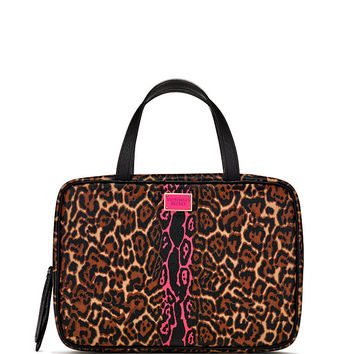 Wild Leopard Jetsetter Travel Case - Victoria's Secret