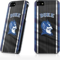 Skinit Duke Blue Devils Jersey for LeNu Case for Apple iPhone 5