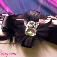 Clairette bright and clear Headband by ItsGiorgeous on Etsy