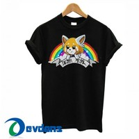 Aggretsuko Death Metal T Shirt Women And Men Size S To 3XL