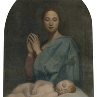 Jean-Auguste-Dominique Ingres | lot | Sotheby's
