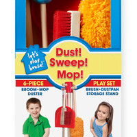 Melissa & Doug Let's Play House! Dust, Sweep & 8600