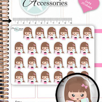 Planner Girl Stickers Planner Stickers Planning Addicted Stickers Cute Stickers Planner Stickers Decorative Stickers NR1348984