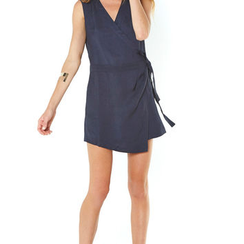 Lucid Dress - Navy
