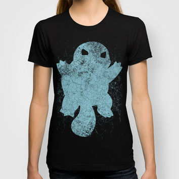 Squirtle T-shirt by Head Glitch | Society6