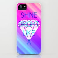 Shine iPhone Case by Def29 | Society6