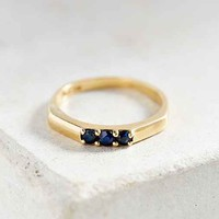 Vintage 1920s Sapphire Ring- Gold One