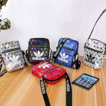 Women Men Casual Laser Adidas Bag